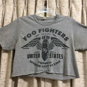 "Foo Fighters ""There Is Nothing Left To Lose"" Tee"